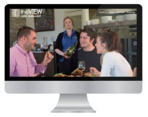 The View Cafe Home Page